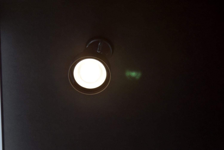 LEDスポットライト1