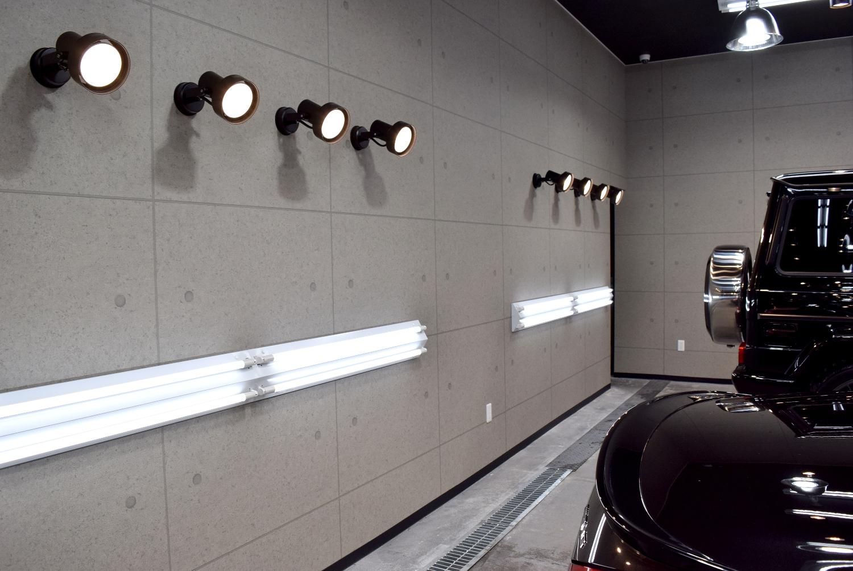 LEDスポットライト側面2